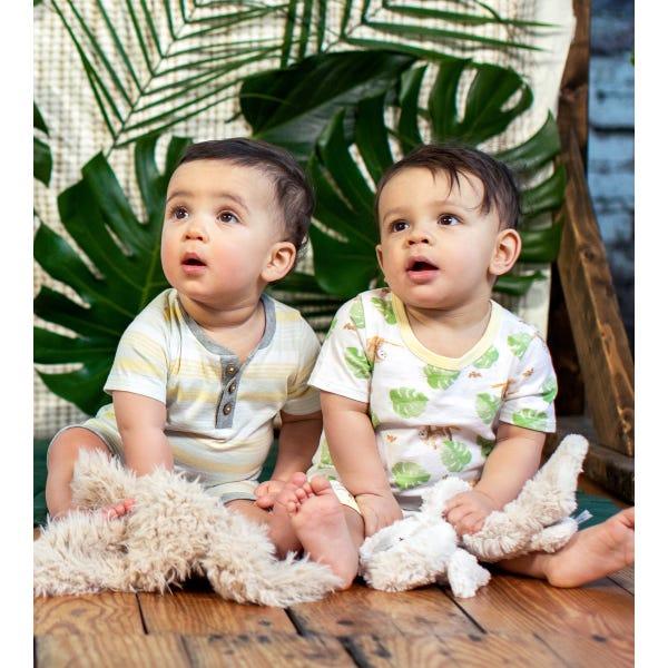 Burt's Baby Bees organic set