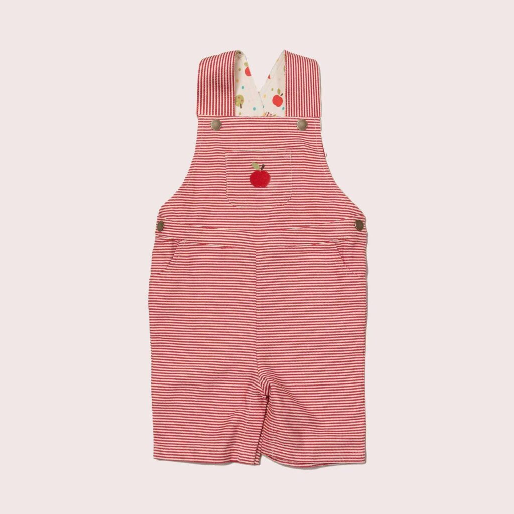 Little Green Radicals Dungarees