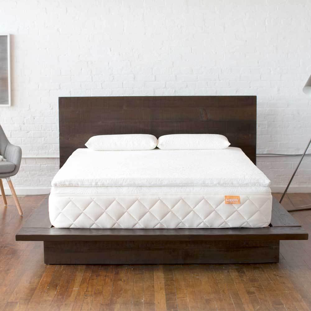 Happsy eco-friendly mattress topper