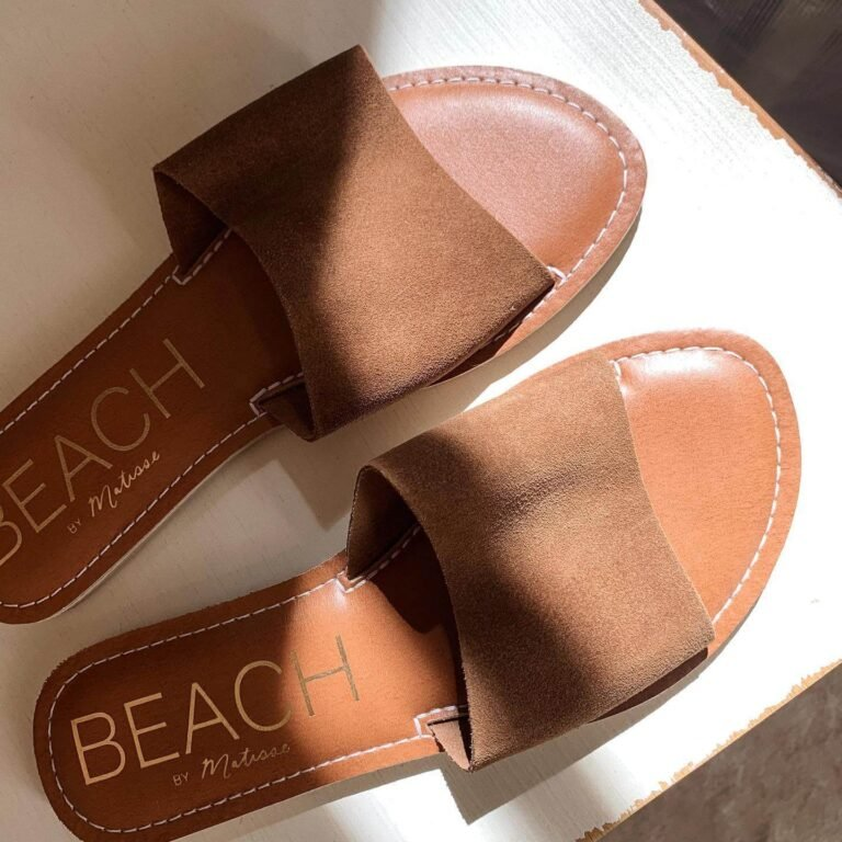 Best Sustainable Sandals for Summer