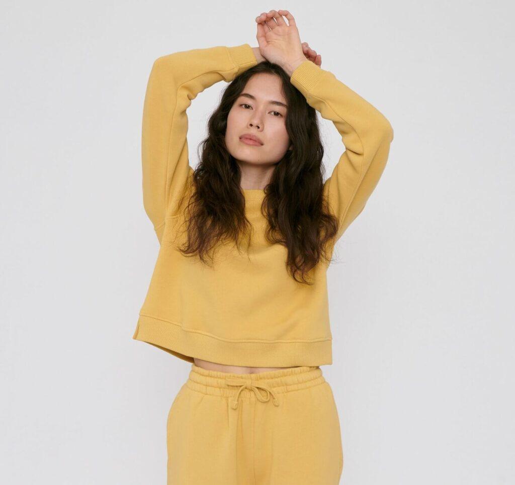 Organic Basics Sustainable Sweatshirt