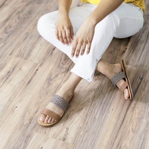 The Root Collective ethical sandals