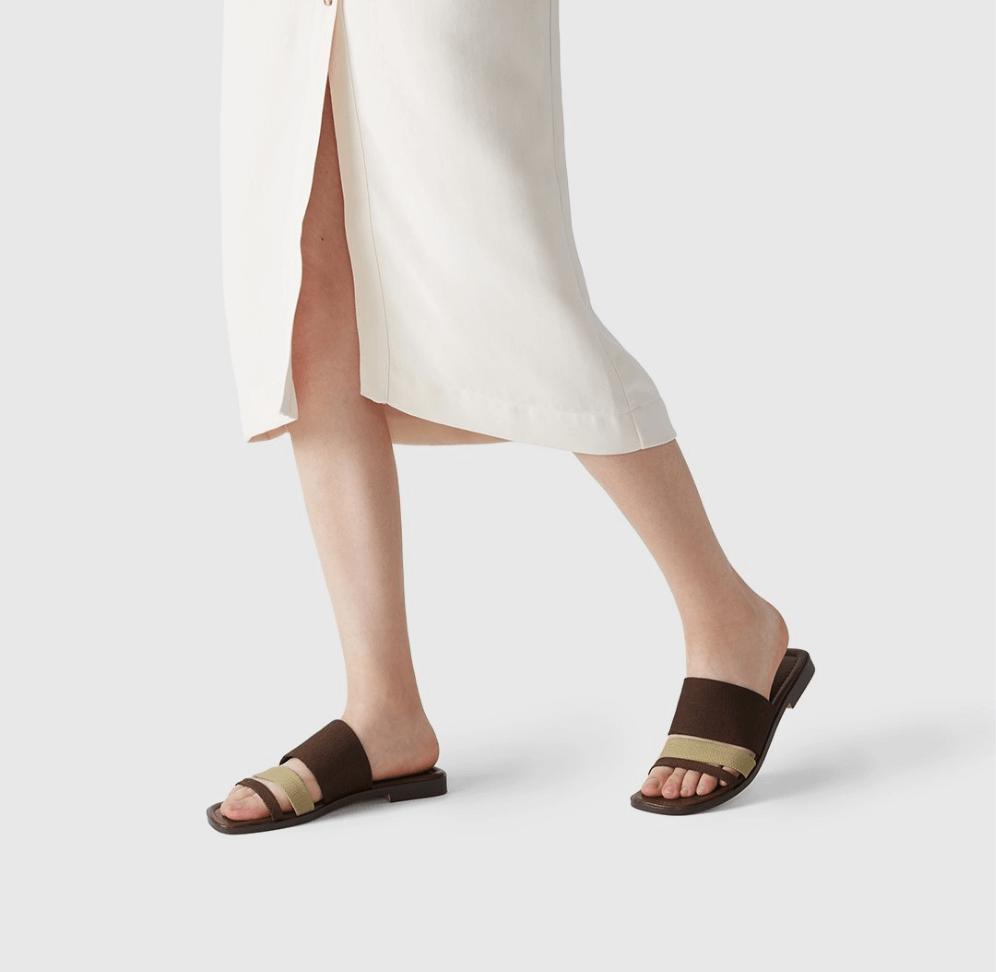 Vivaia sustainable sandals