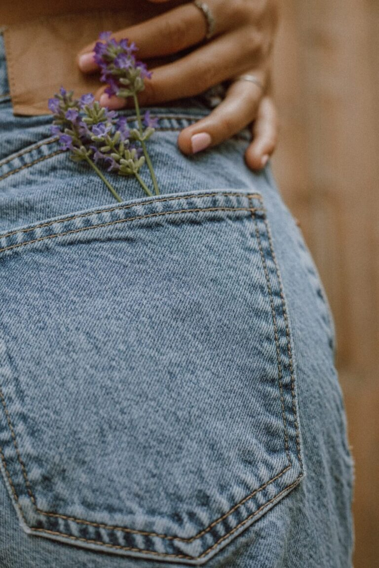 Best sustainable jeans and denim brands
