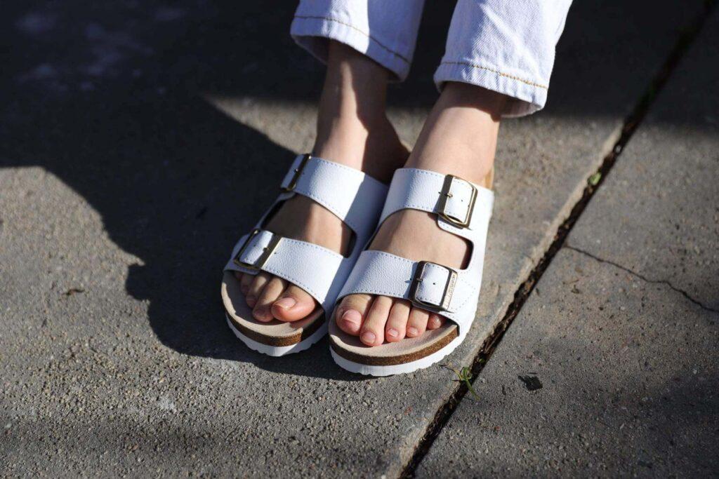 Cruelty Free sandals like birkenstocks