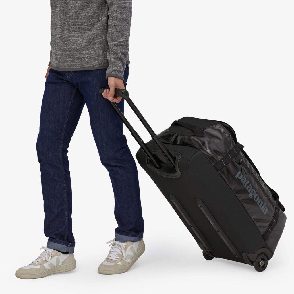 Patagonia eco friendly luggage