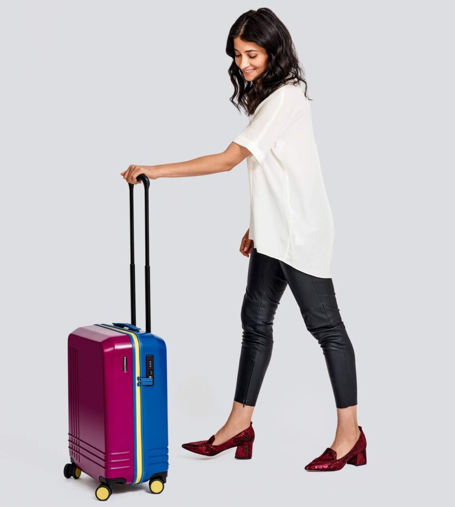 Roam Luggage Made in the USA