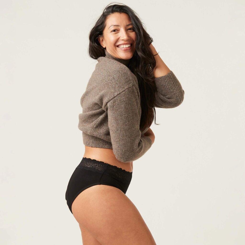 Modibodi Period Underwear, reduces plastic to landfill