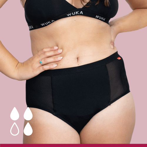 Wuka Leakproof and period proof underwear