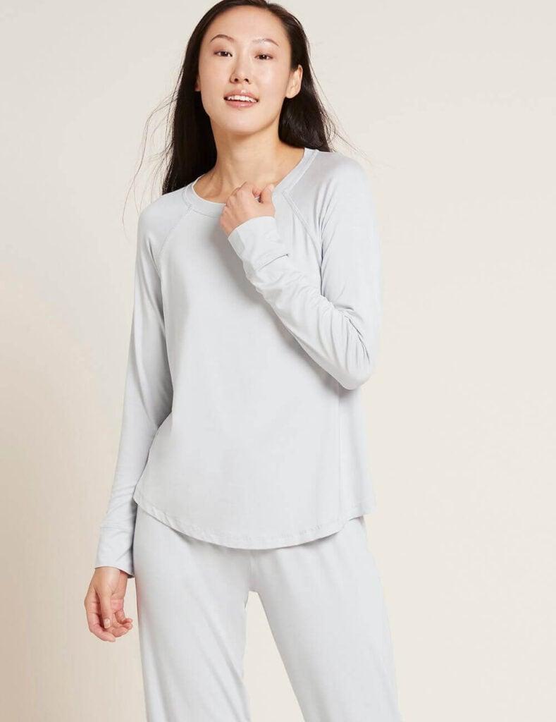 Boody organic bamboo nightwear, sustainable pajamas in soft fabric
