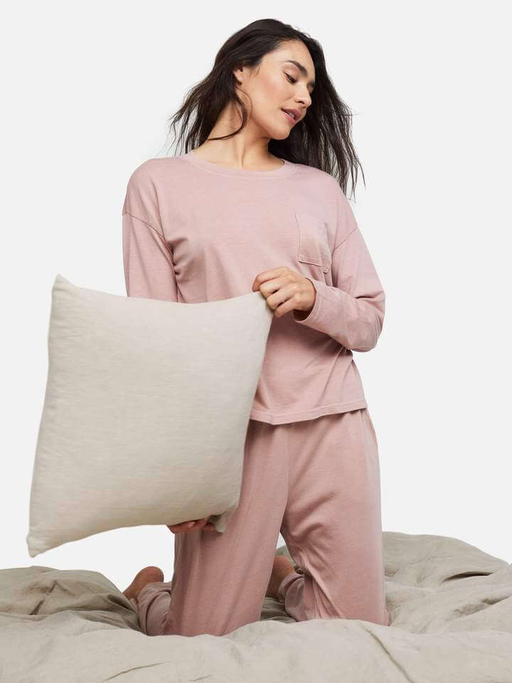 Mate The Label Eco Friendly Sleepwear organic cotton pajamas