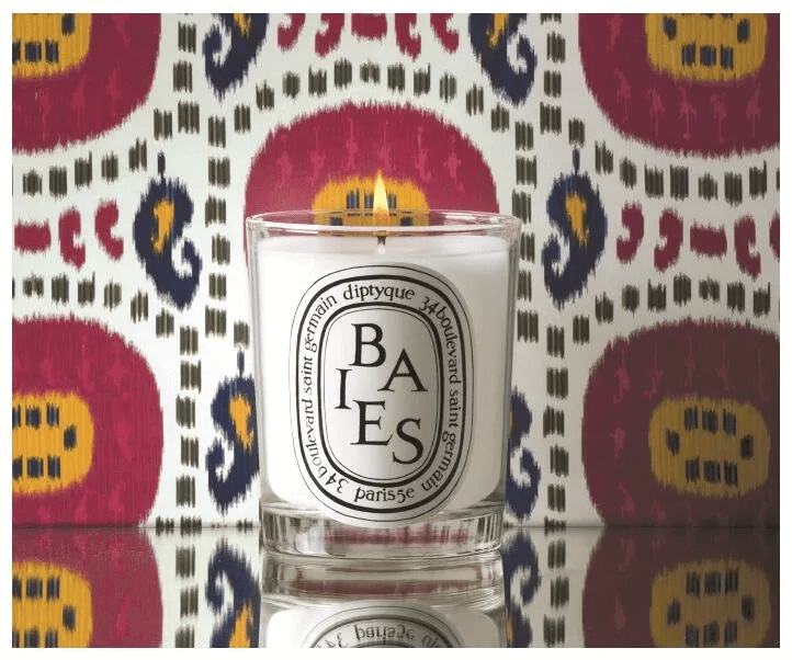 Diptique non toxic candles made from  vegetavle wax