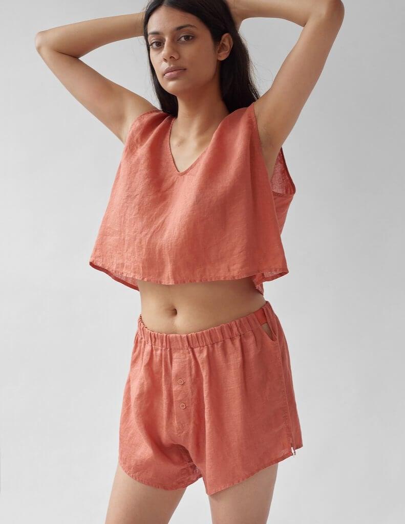 Araks sustainable pyjamas