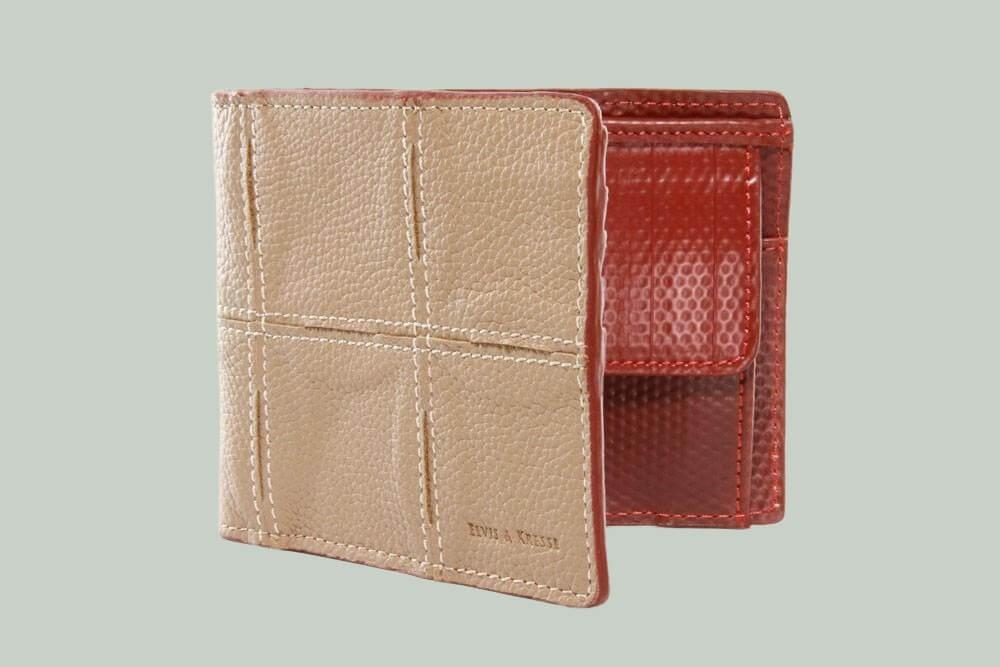 Elvis Kresse recycled wallets