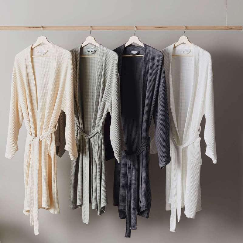 Ettitude organic bamboo robe