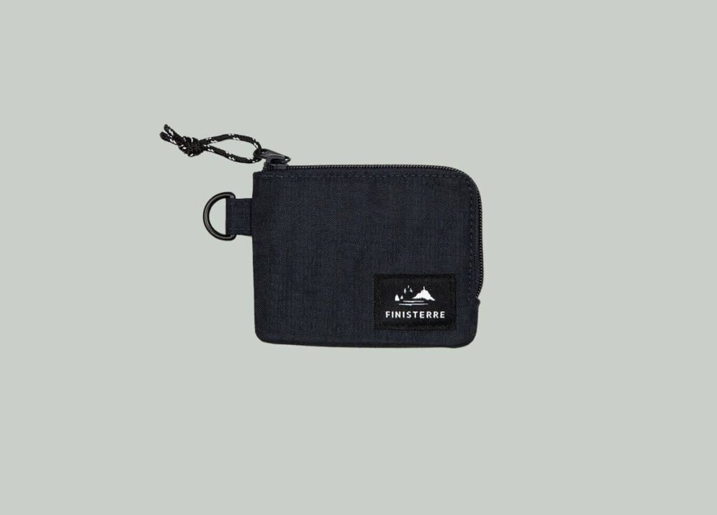 Finisterre sustainable wallet