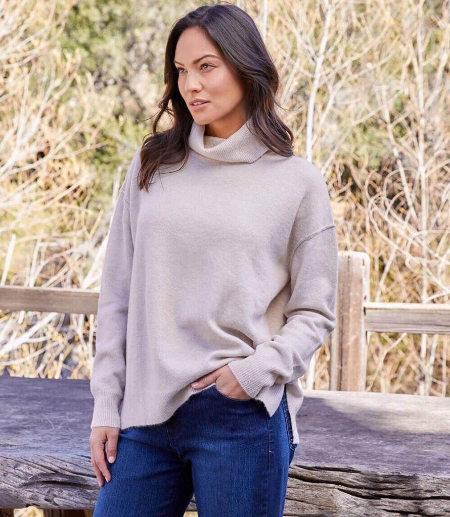 Karen Kane ethical sweater