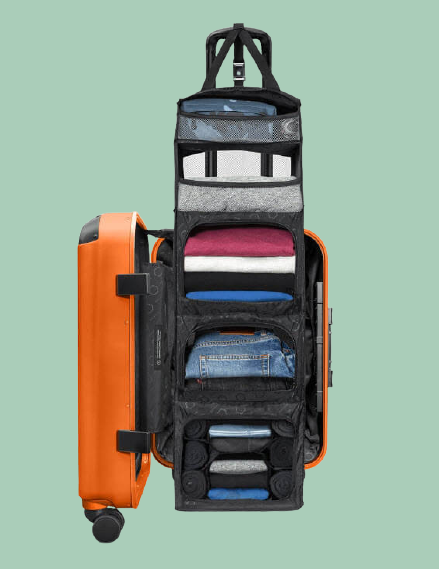 Solgaard eco-friendly carry on luggage