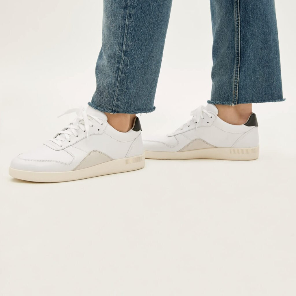 Everlane Tread sustainable sneakers