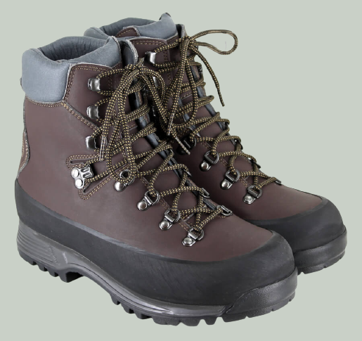 Veggie Trekker vegan leather walking boots