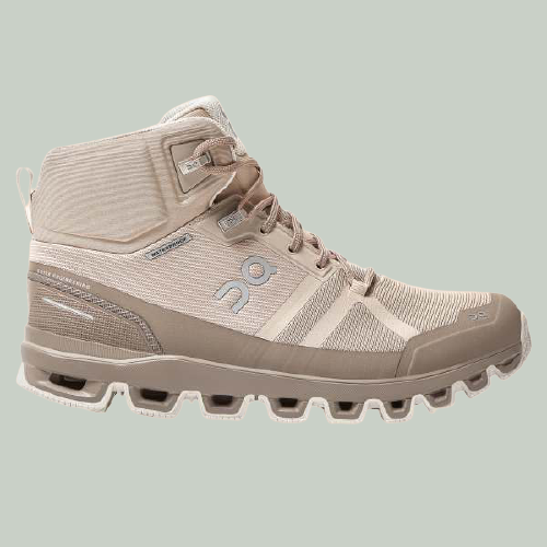 On Running Cloudrock Sustainable Hiking Boot