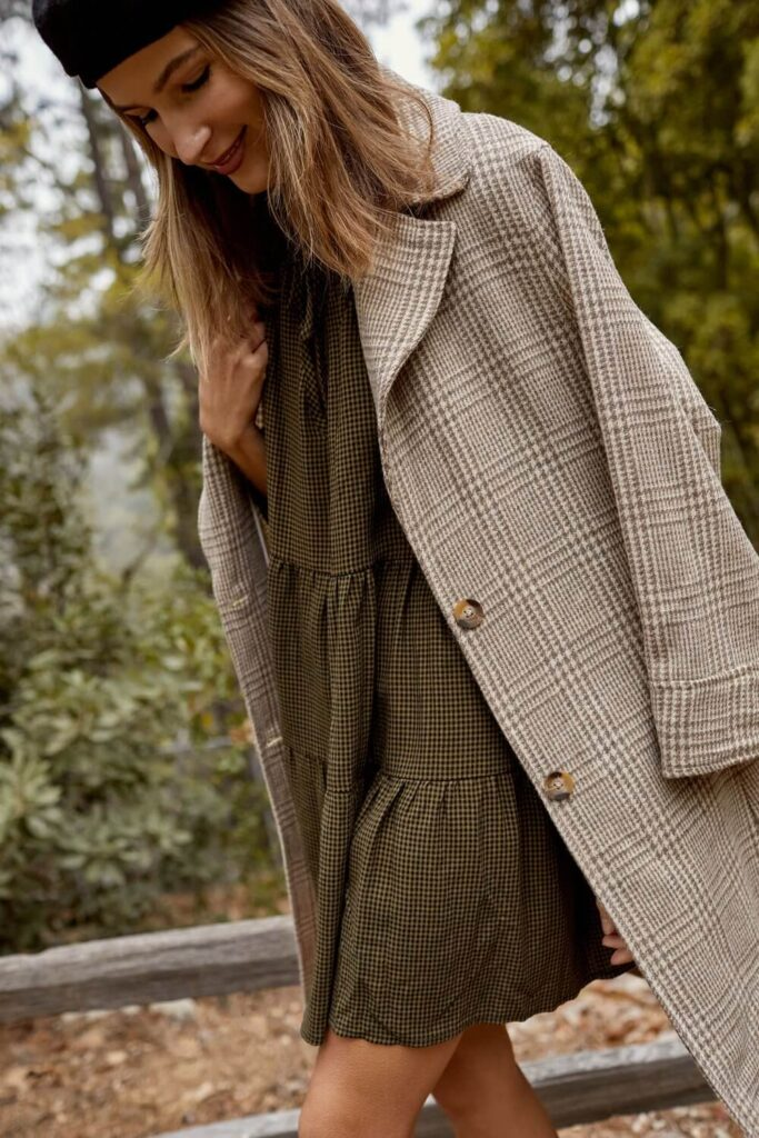 whimsy and Rown recycled wool jacket
